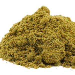 Sweet Cheese Kief weed concentrate UK